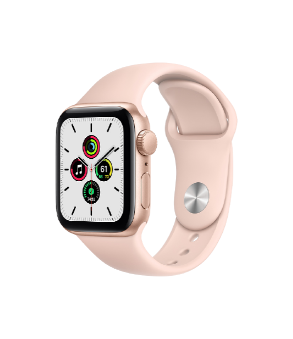 Apple Watch SE Gold Aluminum 40mm