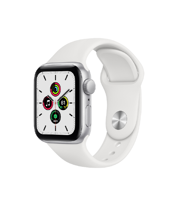 Apple Watch SE Silver Aluminum 40mm