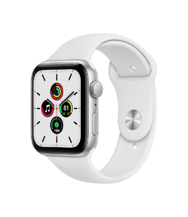 Apple Watch SE Silver Aluminum 44mm