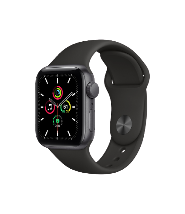 Apple Watch SE Space Gray Aluminum 40mm
